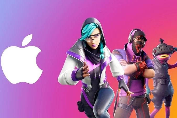 Fortnite mùa mới không thể tới tay người dùng iOS vì Apple đòi phí quá cao