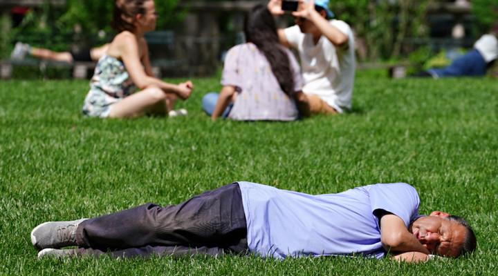 Nghiên cứu mới tìm thấy mối liên hệ giữa việc ngủ trưa lâu hơn 1 giờ và nguy cơ tử vong