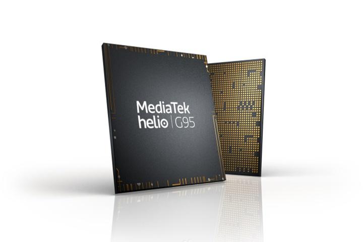 MediaTek ra mắt chip Helio G95 dành cho smartphone chơi game
