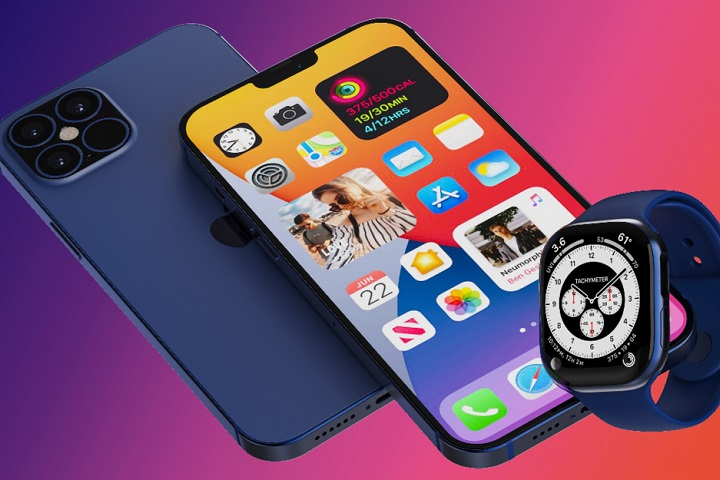 Apple sẽ tung ra 4 chiếc iPhone và 2 chiếc Apple Watch vào cuối năm nay