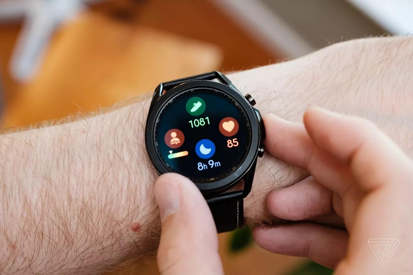 Galaxy Watch 3 được trang bị một số tính năng theo dõi vận động mới
