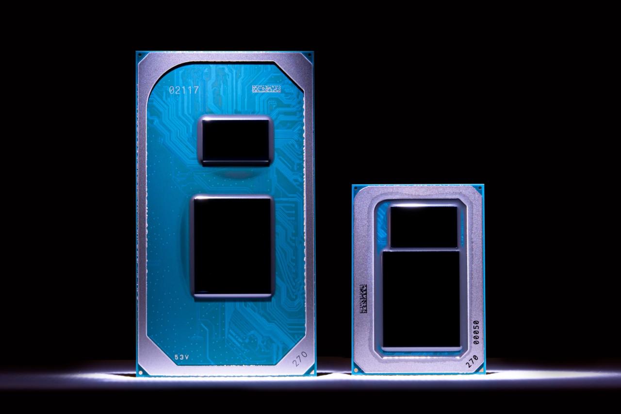 Intel Core thế hệ thứ 11 Tiger Lake ra mắt: lõi đồ họa Iris Xe mạnh gấp đôi, tuyên bố là CPU tốt nhất thế giới dành cho laptop mỏng nhẹ