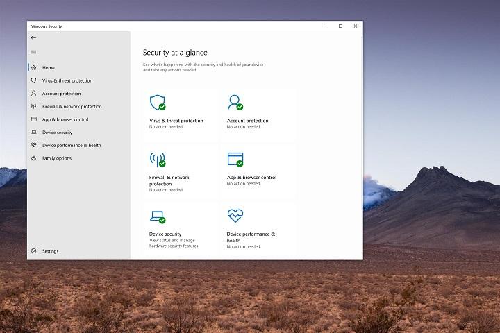 Microsoft giải thích việc loại bỏ tùy chọn vô hiệu hóa Windows Defender trên Windows 10