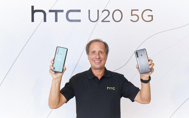 CEO HTC từ chức sau chưa đến 1 năm tại vị