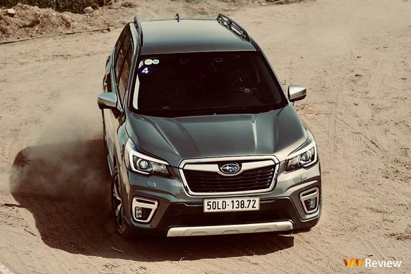 Subaru Forester tiếp tục giảm giá, quyết đấu Honda CR-V và Mazda CX-5