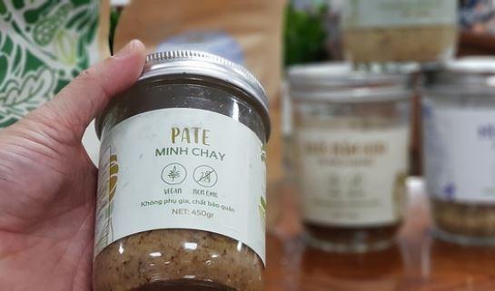 Pate Minh Chay là sản phẩm gì?