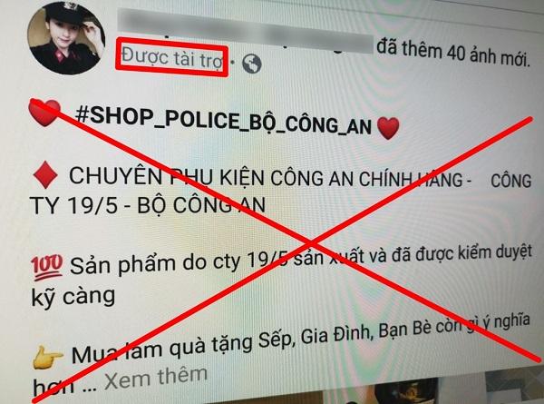 Quảng cáo súng, quân phục tràn lan trên Facebook Việt Nam