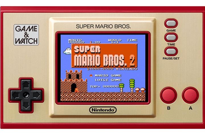 Nintendo tung ra phiên bản 2020 cho chiếc console cầm tay đầu tiên