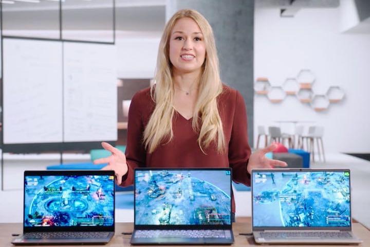 Chip đồ hoạ Intel mới hứa hẹn biến mọi laptop thành những cỗ máy chơi game thực thụ
