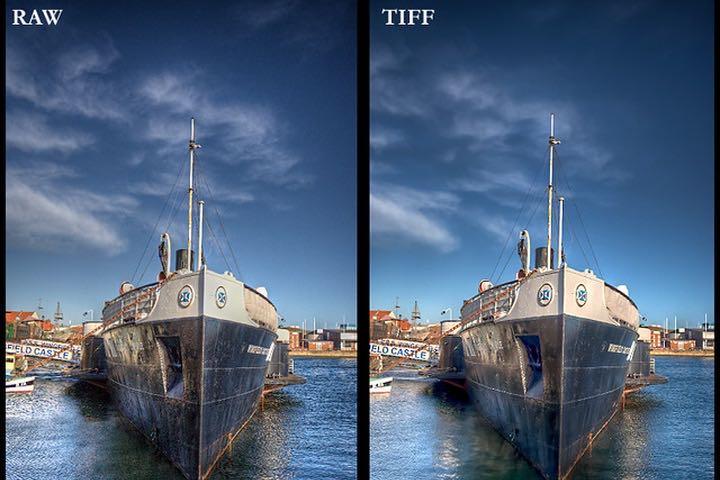 Sự khác nhau giữa hai định dạng ảnh TIFF và RAW mà hầu hết các nhiếp ảnh gia không hề biết
