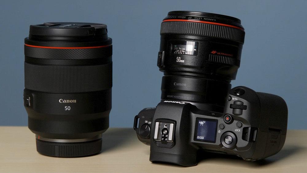 Có nên sử dụng adapter chuyển đổi ống kính cho máy ảnh mirrorless?