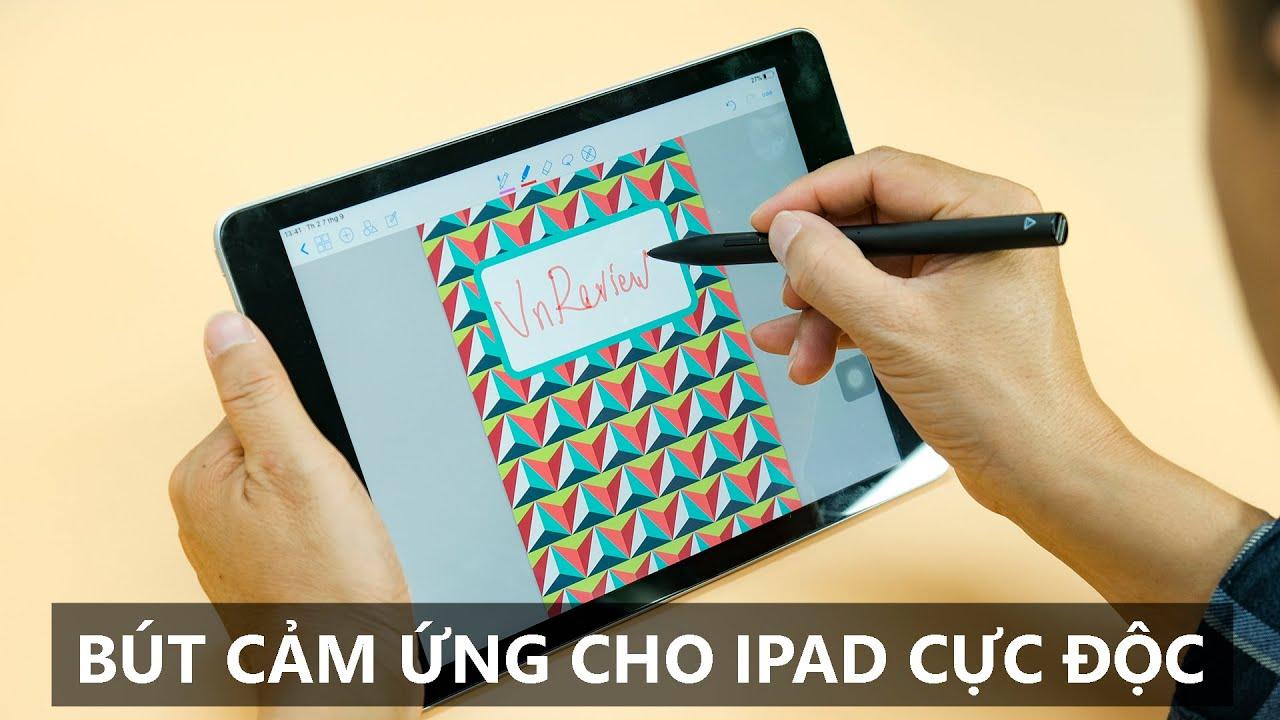 Trên tay 4 phiên bản bút cảm ứng Adonit Note cực độc cho iPad