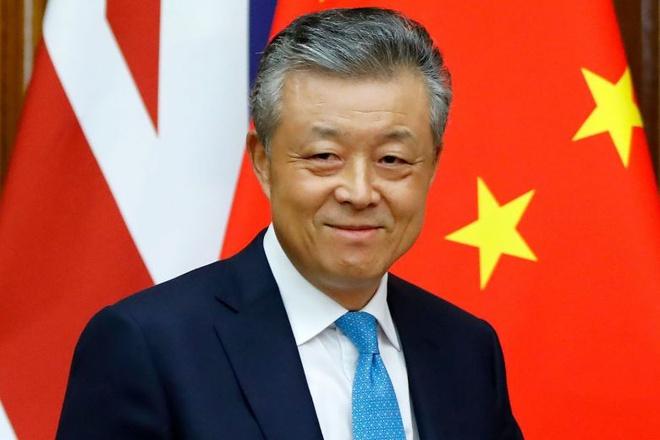Tài khoản Twitter của đại sứ Trung Quốc 'thích' video khiêu dâm