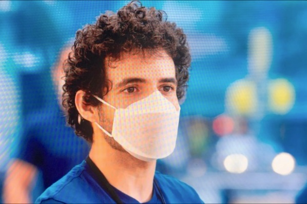Apple tự thiết kế và sản xuất khẩu trang Apple Face Mask cho nhân viên