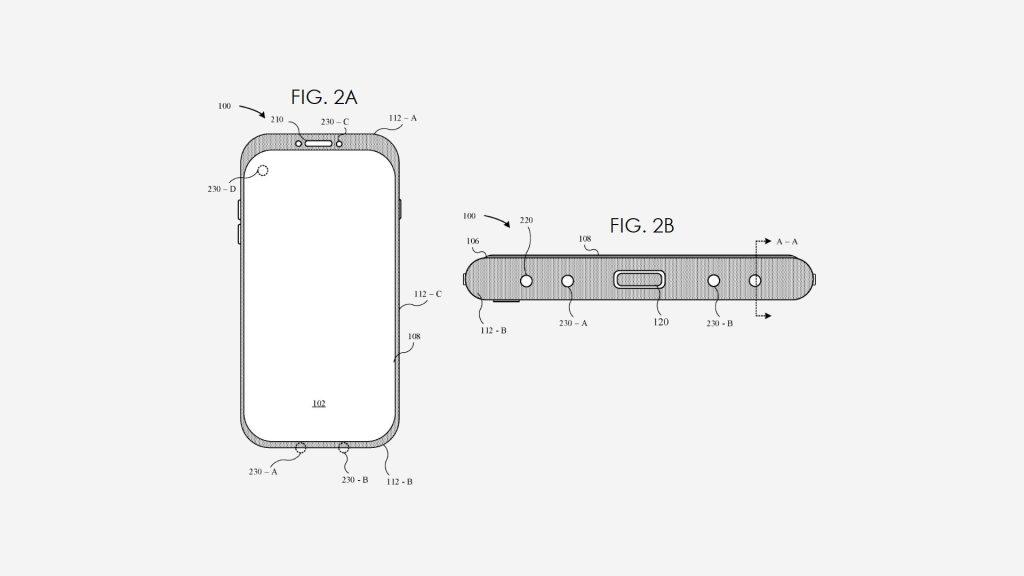 Bằng sáng chế mới của Apple gợi ý iPhone sẽ có hệ thống đẩy nước tương tự như Apple Watch