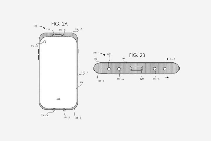 Bằng sáng chế mới gợi ý iPhone sẽ có hệ thống đẩy nước tương tự như Apple Watch