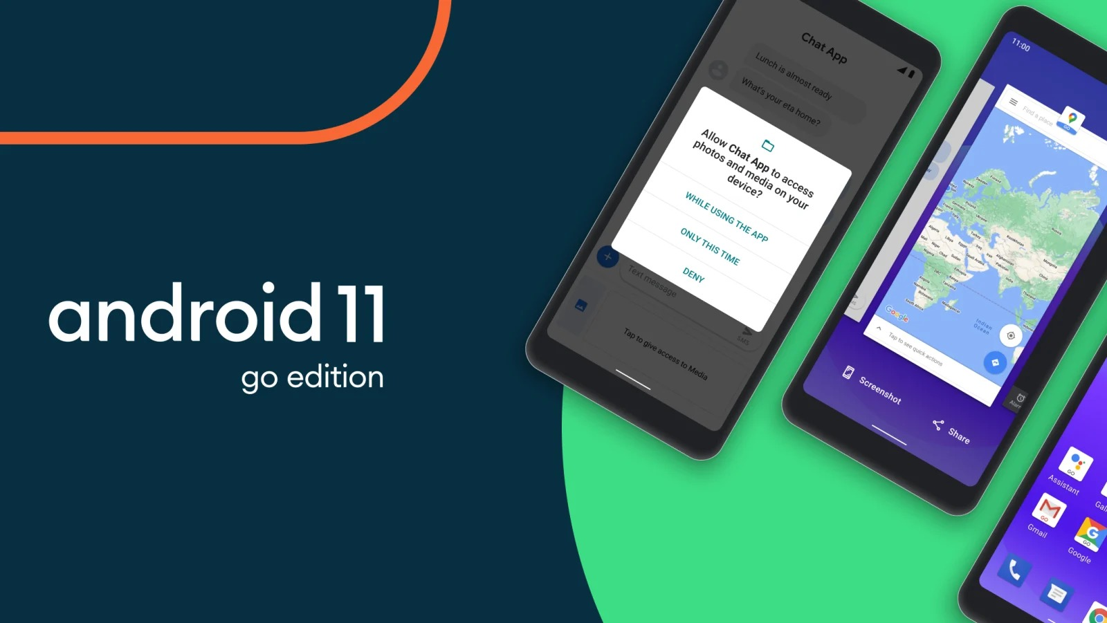 Android 11 Go có thể giúp những chiếc điện thoại giá rẻ nhanh hơn 20%