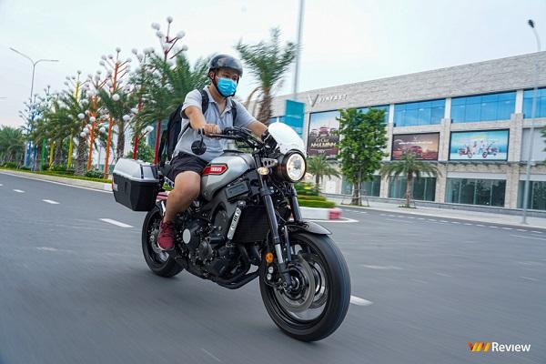 Cận cảnh Yamaha XSR 900 2020, giá 330 triệu đồng