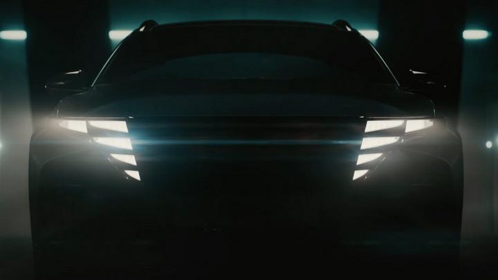 Mê hoặc ý tưởng Hyundai Tucson 2022 sở hữu đường nét giống với Hyundai Elantra bản mới