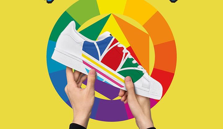 Adidas tung 3 mẫu giày Superstar mới màu sắc khác thường ở Việt Nam