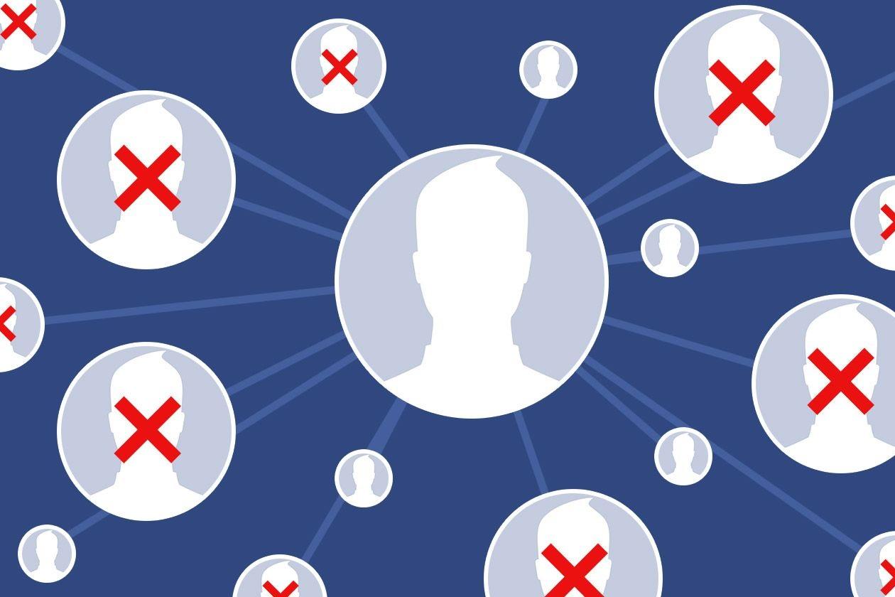5 lý do bạn nên xóa bớt bạn bè trên Facebook
