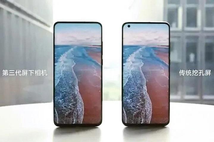 Công nghệ camera dưới màn hình của Xiaomi được phát triển bởi TCL CSOT, sẽ cập bến vào năm 2021
