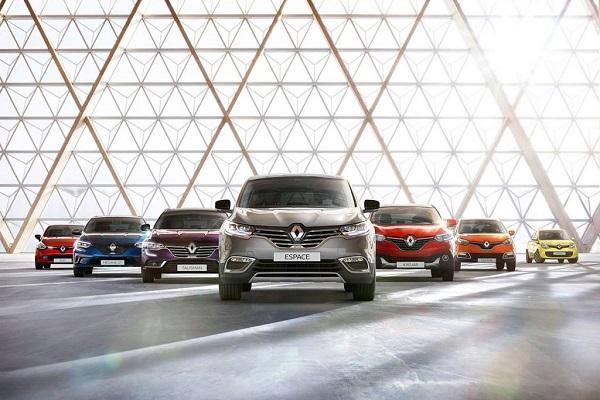 """Renault tái xuất tại Việt Nam, """"chung nhà"""" cùng Lamborghini, Ducati"""
