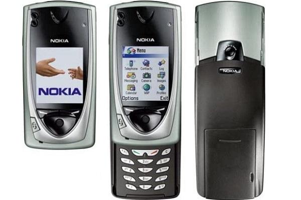 Nhớ về Nokia 7650: Điện thoại đầu tiên có camera, smartphone Symbian S60 đầu tiên của Nokia