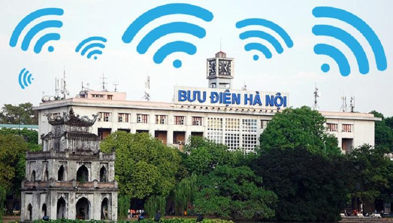 Hà Nội sắp thêm 14 điểm Wi-Fi công cộng miễn phí