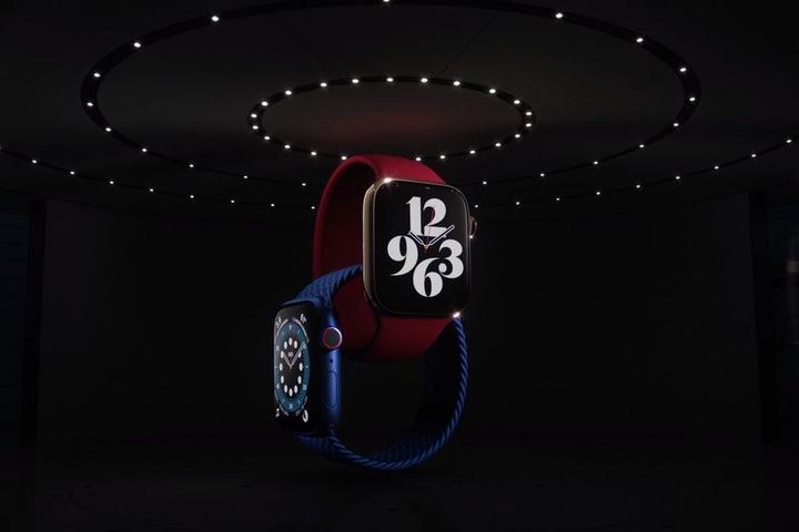 Apple công bố Apple Watch Series 6: có khả năng đo oxy trong máu, giá 399 USD