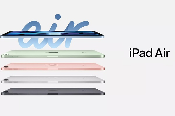 iPad Air (2020) ra mắt: lột xác thiết kế trông như iPad Pro, chip A14 Bionic, giá từ 599 USD