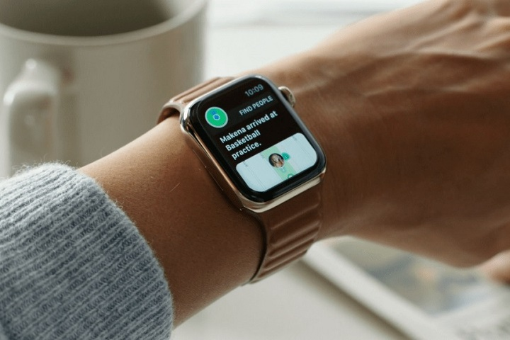 Apple Watch Series 6 là chiếc smartwatch đầu tiên được trang bị chip U1