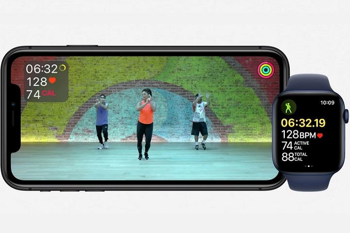 Apple công bố Fitness+: dịch vụ thuê bao tập thể dục cho Apple Watch và iPhone