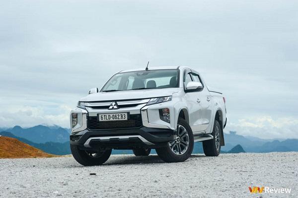 Mitsubishi Triton 2020 bản cao cấp nhất có gì đột phá?