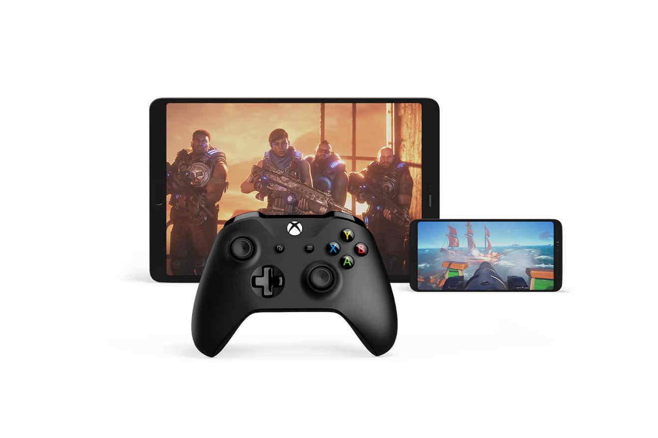 Dịch vụ streaming game xCloud phát hành độc quyền cho thiết bị Android