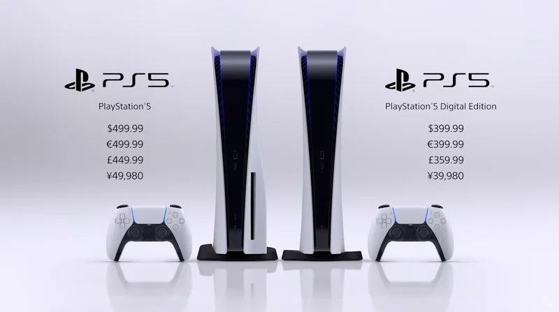 PlayStation 5 sẽ lên kệ vào ngày 12/11 với giá 500 USD, hoặc 400 USD cho bản Digital Edition