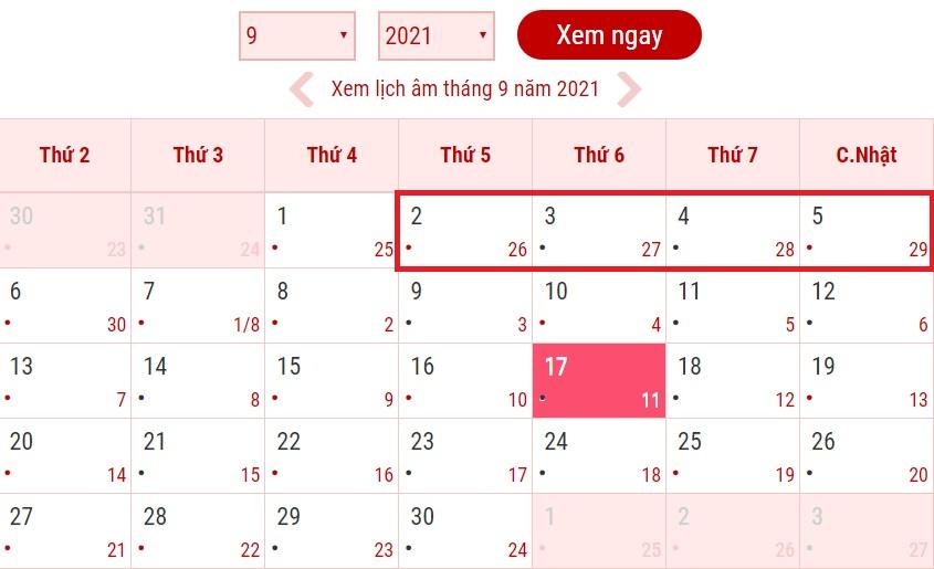 Lịch nghỉ Tết 2021: Phương án nào Tết âm cũng được nghỉ 7 ngày