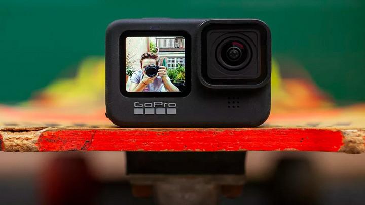 GoPro Hero 9 ra mắt: Hỗ trợ quay video 5K, pin lớn hơn và có màn hình mặt trước, giá 450 USD