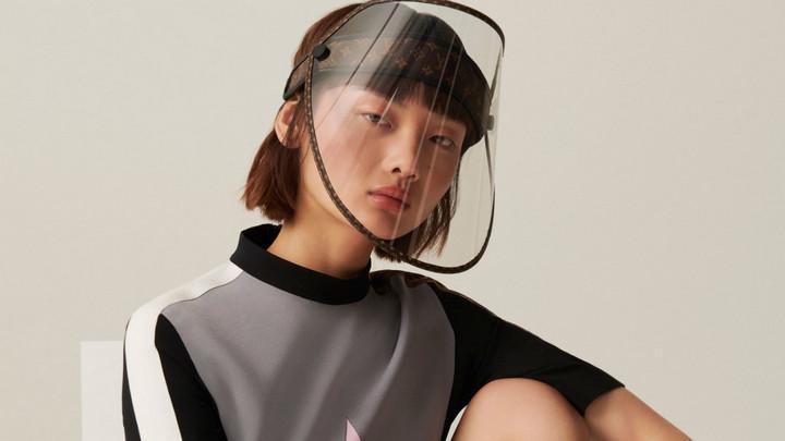 Thương hiệu thời trang cao cấp Louis Vuitton ra mắt mũ chắn giọt bắn, giá tới 1000 USD