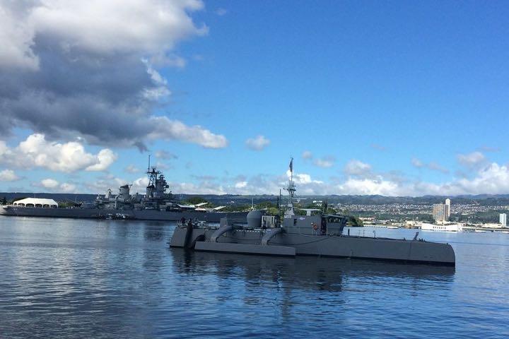Hải quân Mỹ sẽ sử dụng tàu robot để săn lùng và tiêu diệt tàu ngầm địch