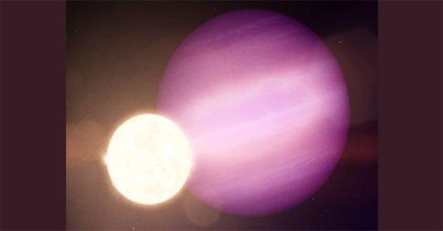 Lần đầu phát hiện hành tinh khổng lồ quay quanh ngôi sao chết