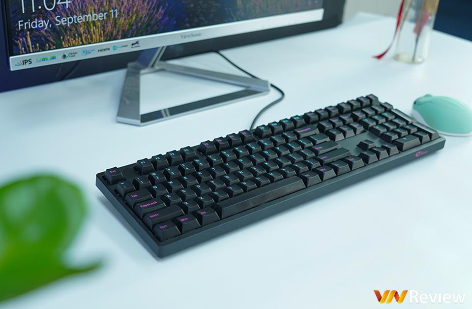 Đánh giá bàn phím cơ AKKO Midnight: Trải nghiệm bất ngờ trong tầm giá 1 triệu