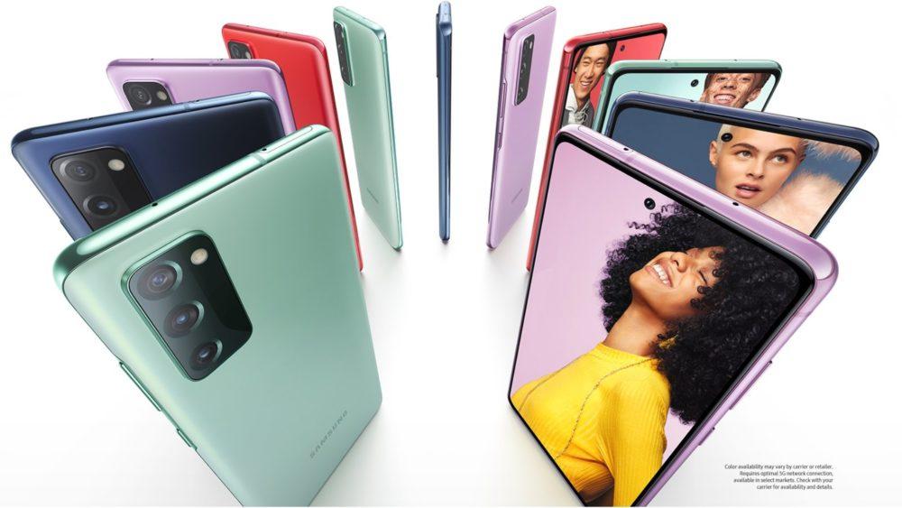 Lộ diện hình ảnh thực tế của Samsung Galaxy S20 FE với ngoại hình khá bóng bẩy