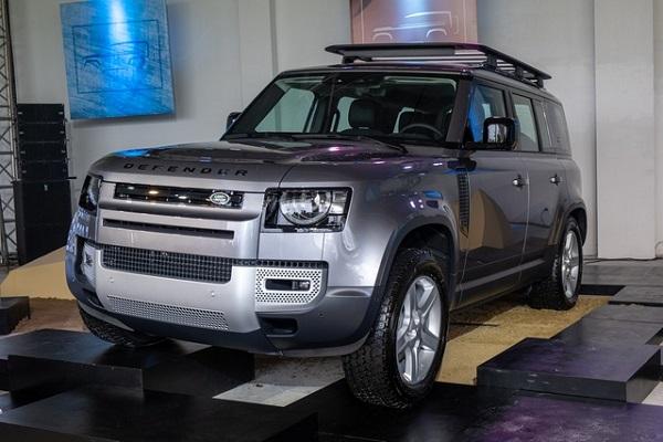 Land Rover Defender 2021 ra mắt tại Việt Nam, giá thấp nhất 3,85 tỷ đồng