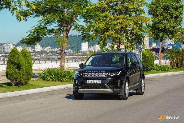 Trải nghiệm Land Rover Discovery Sport: Đắt xắt ra miếng