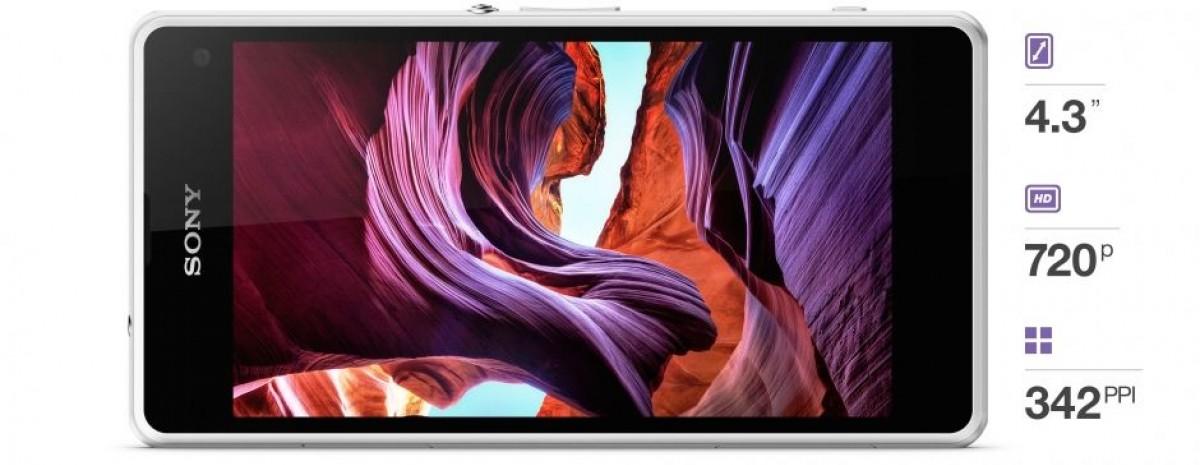 """Xperia Z1 Compact: chiếc điện thoại """"ngược dòng"""" cơn sốt phablet của Sony"""