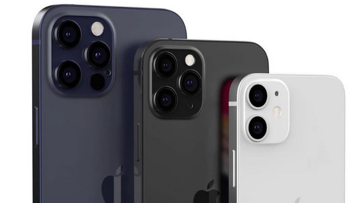 iPhone 12 (5.4 inch) sẽ mang tên gọi iPhone 12 mini