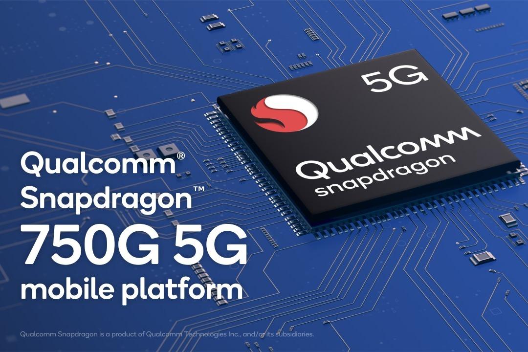 Qualcomm ra mắt Snapdragon 750G, mạnh hơn 20% so với 730G, phổ cập 5G cho điện thoại tầm trung