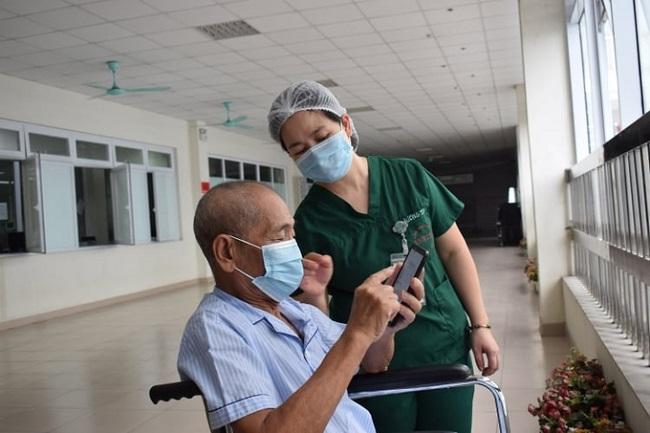 Hết bệnh nhân Covid-19 nặng