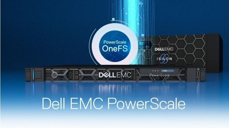 Dell Technologies ra mắt dòng tủ đĩa PowerScale mới